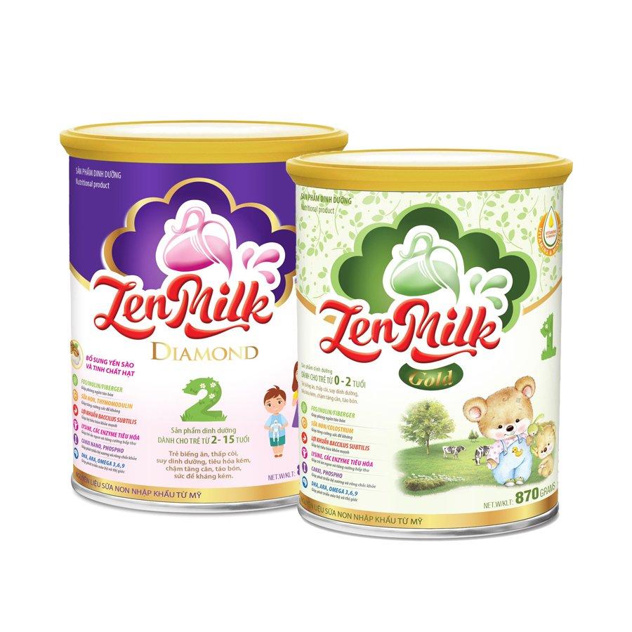 Sữa mát ZenMilk